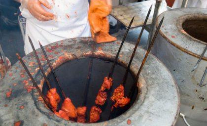 Kip tandoori, een verhaal uit de tijd van Brits-indië