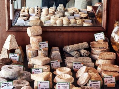 Brie de meaux, unaniem bekroond door de europese aristocratie.