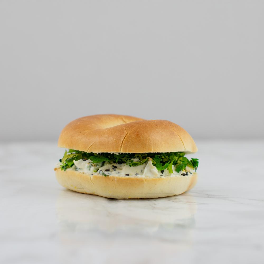 ny cream cheese bagel