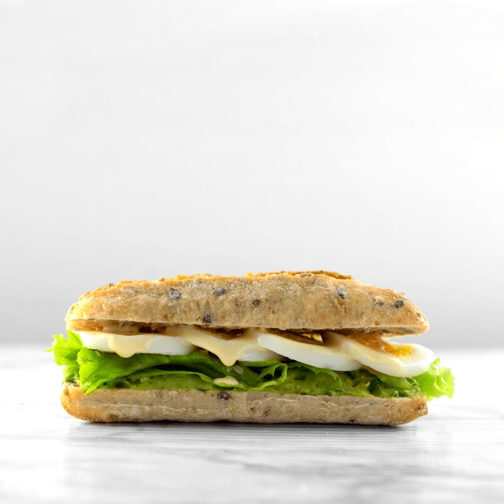 broodje egg benedict
