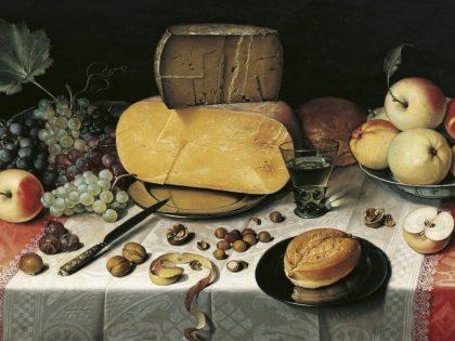 Oude kaas, de gouden eeuw van de gouden kaas