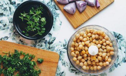 Falafel – een vegetarische mezze uit de oude vastentijd