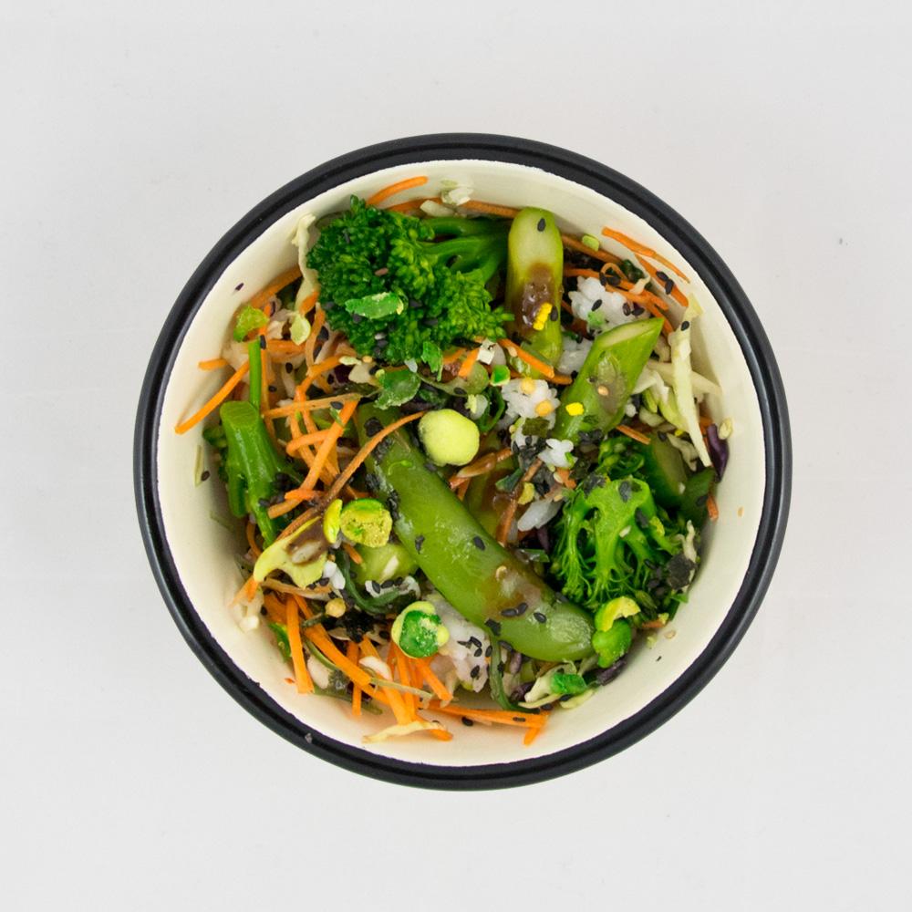 broodjes en salade bestellen