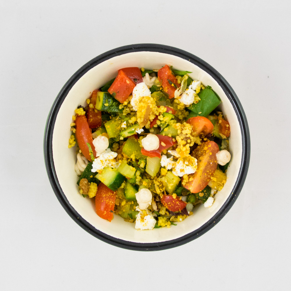 lunch salades