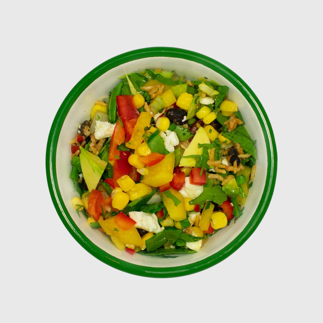 Mexicaanse Saladebowl