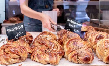 Scandinavisch eten, geperfectioneerd door de keuken van de vikingen
