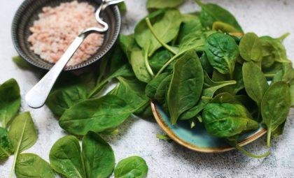 Spinazie – groot geworden in de mediterrane keuken