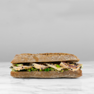 broodje tonijn tataki