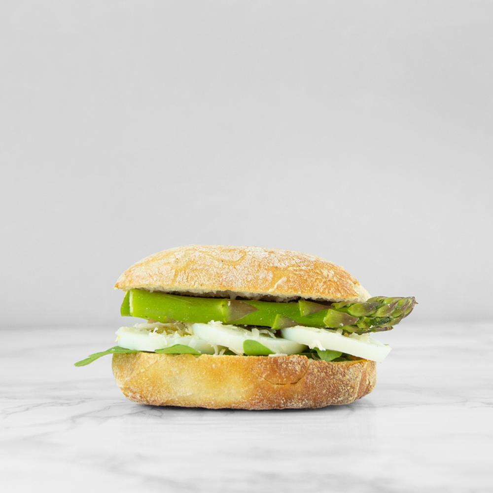 sandwich stories groene asperges