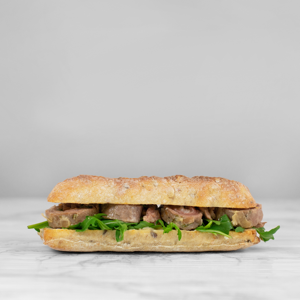 sandwich stories saltimbocca