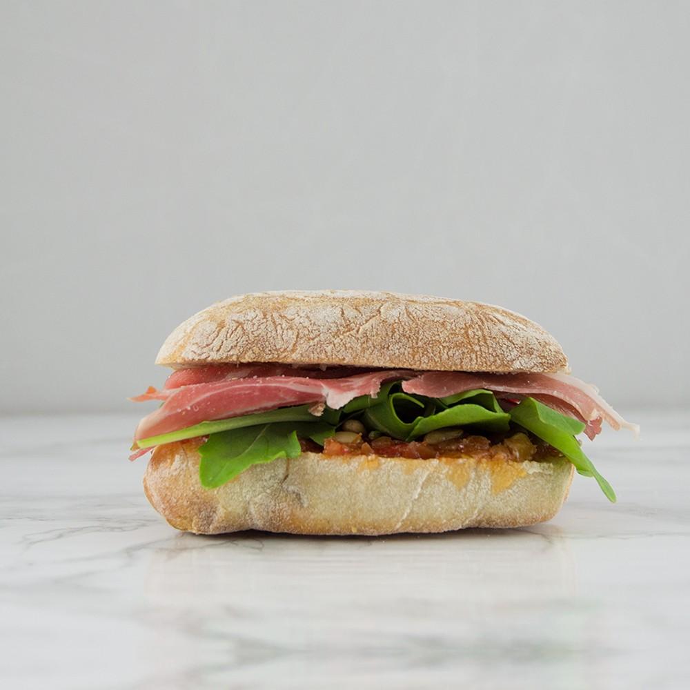 Broodje Prosciutto