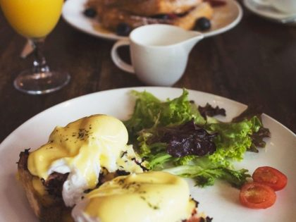 Eggs benedict – a tale of New York City restaurants