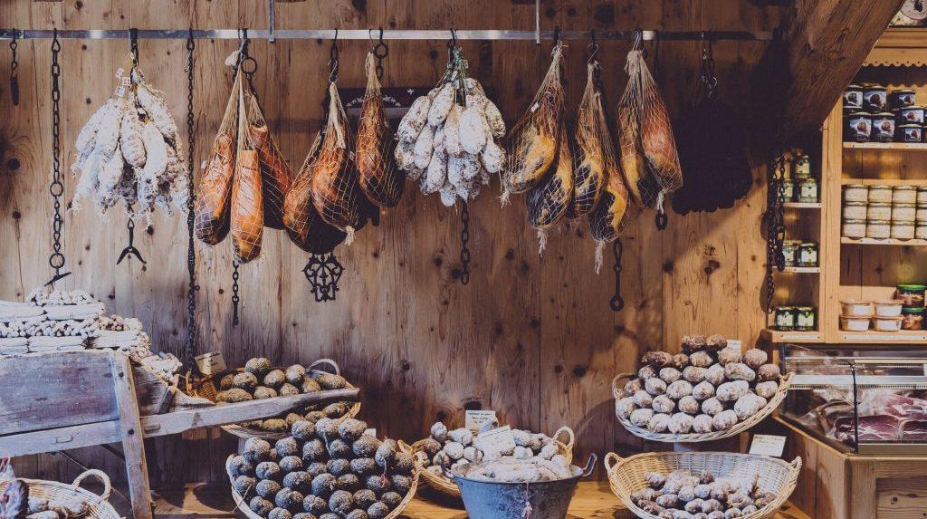 saltimbocca met prosciutto