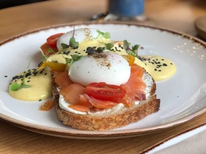 Eggs benedict – a tale of New York City restaurants