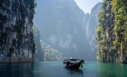 Pittig maiskoekje als tussendoortje in Thailand.