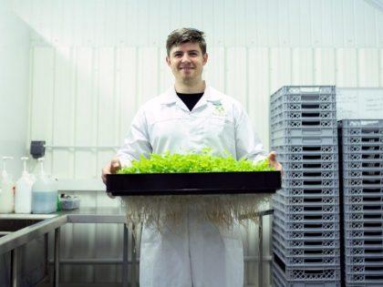 Eten we straks alleen nog ingrediënten uit urban farms?