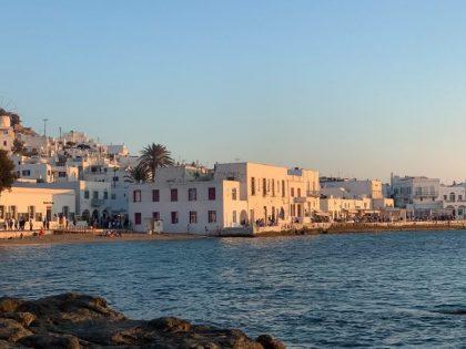 Souvlaki, een handelsmerk van de moderne Griekse cultuur